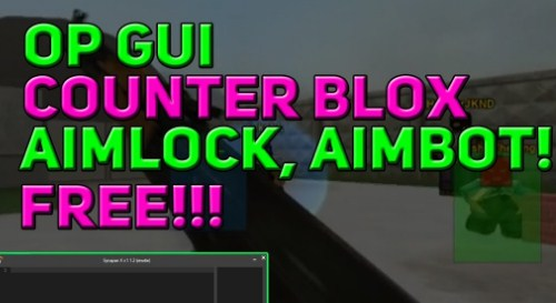 Counter Blox GUI Script Pastebin | Easy Robux Today