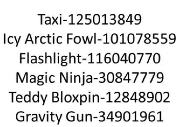 Codes Weapons for Kohls Admin | Easy Robux Today