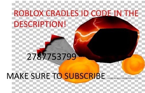 Cradle Roblox ID | Easy Robux Today