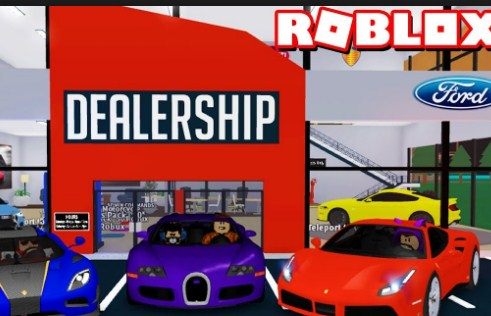 car dealership codes roblox