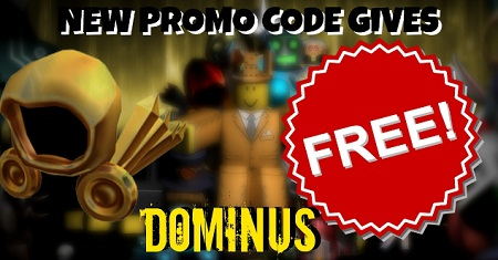 Roblox Dominus Toy Code | Easy Robux Today