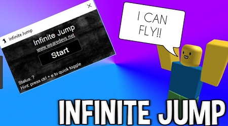 infinite jump roblox download 2019