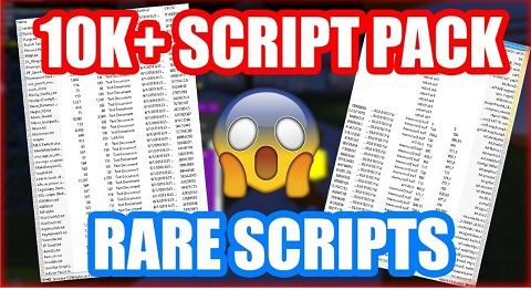 Mega Script Pack Roblox   Easy Robux Today