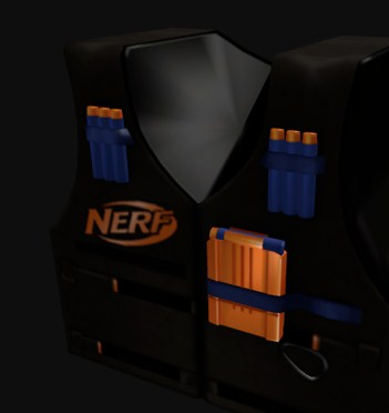 Roblox Nerf Vest Texture Id Easy Robux Today - roblox t shirt nerf