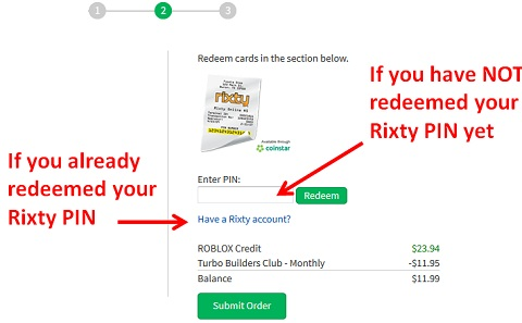roblox account pin reset